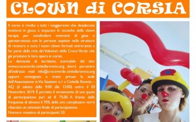 """""""Clown di Corsia"""" al via il corso di formazione"""