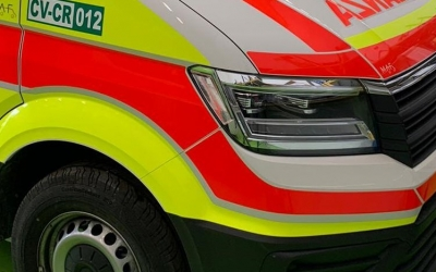 Presentazione ambulanza N.12