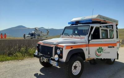 Simulazione ANPAS Abruzzo & GdF