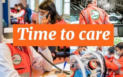 TIME TO CARE. È in pubblicazione il bando per il progetto sperimentale dell'ANPAS