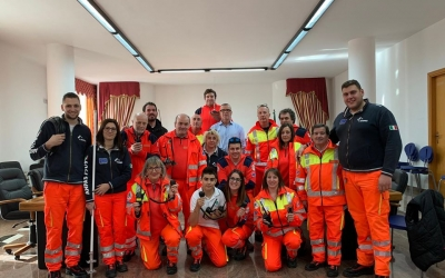 Corso Radio Base per Operatori di Protezione Civile della Croce Verde di Civitella Roveto